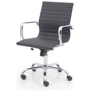 Charles Study Chair - 2 Axis Adjustable (Black)