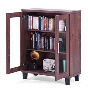 Portland low display cabinet 2 door 00 lp