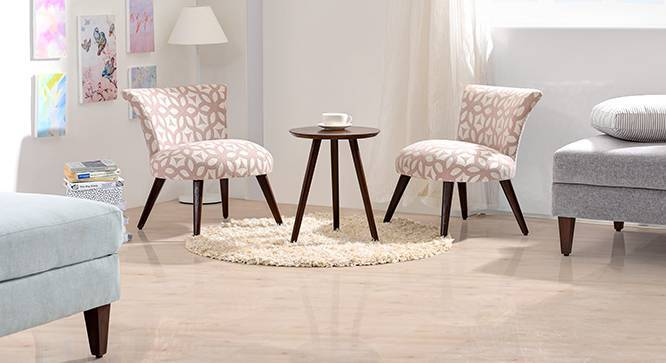 Robbins Lounge Set (Mauve Lattice) by Urban Ladder