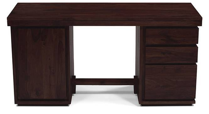 ... Vector Executive Desk (Mahogany Finish) By Urban Ladder ...