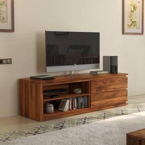 Vector 55 tv unit teak lp