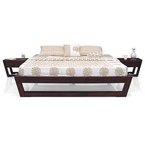 Caprica Essential Bedroom Set (King Bed Size) by Urban Ladder