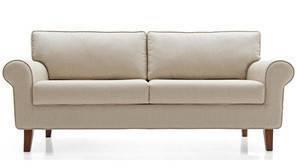 Oxford Sofa (Pearl White)