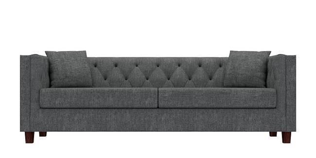 Windsor Sofa (Smoke Grey) (Smoke, Fabric Sofa Material, Regular Sofa Size, Regular Sofa Type)