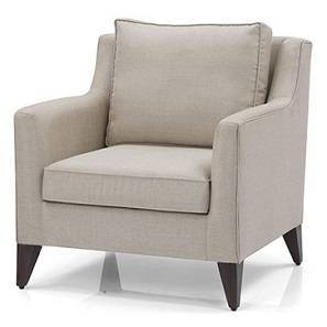 Greenwich Armchair (Pearl) by Urban Ladder