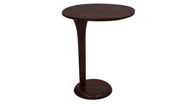 Cypress Side Table (Mahogany Finish) by Urban Ladder