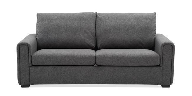 Garner Storage Sofa (Grey) (Grey, Fabric Sofa Material, Regular Sofa Size, Regular Sofa Type)