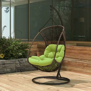 Calabah Swing Chair (Brown)