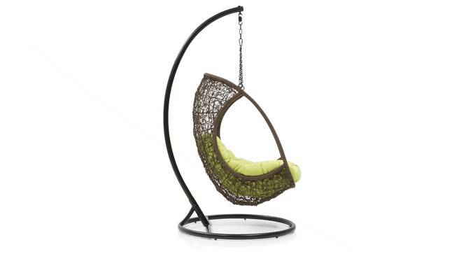 Calabah Swing Chair (Brown) by Urban Ladder