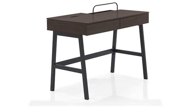 Terry - Venturi Study Set (Wenge Finish, Carbon Black) by Urban Ladder