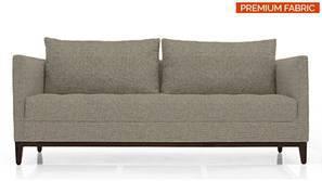 Florence Compact Sofa (Mist Brown)