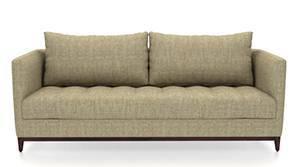 Florence Compact Sofa (Sandstorm Brown)