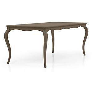 Lyon 6 Seater Dining Table (Sepia Oak Finish)