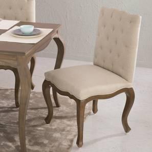 Lyon Dining Chair (Sepia Oak Finish, Sepia Oak)