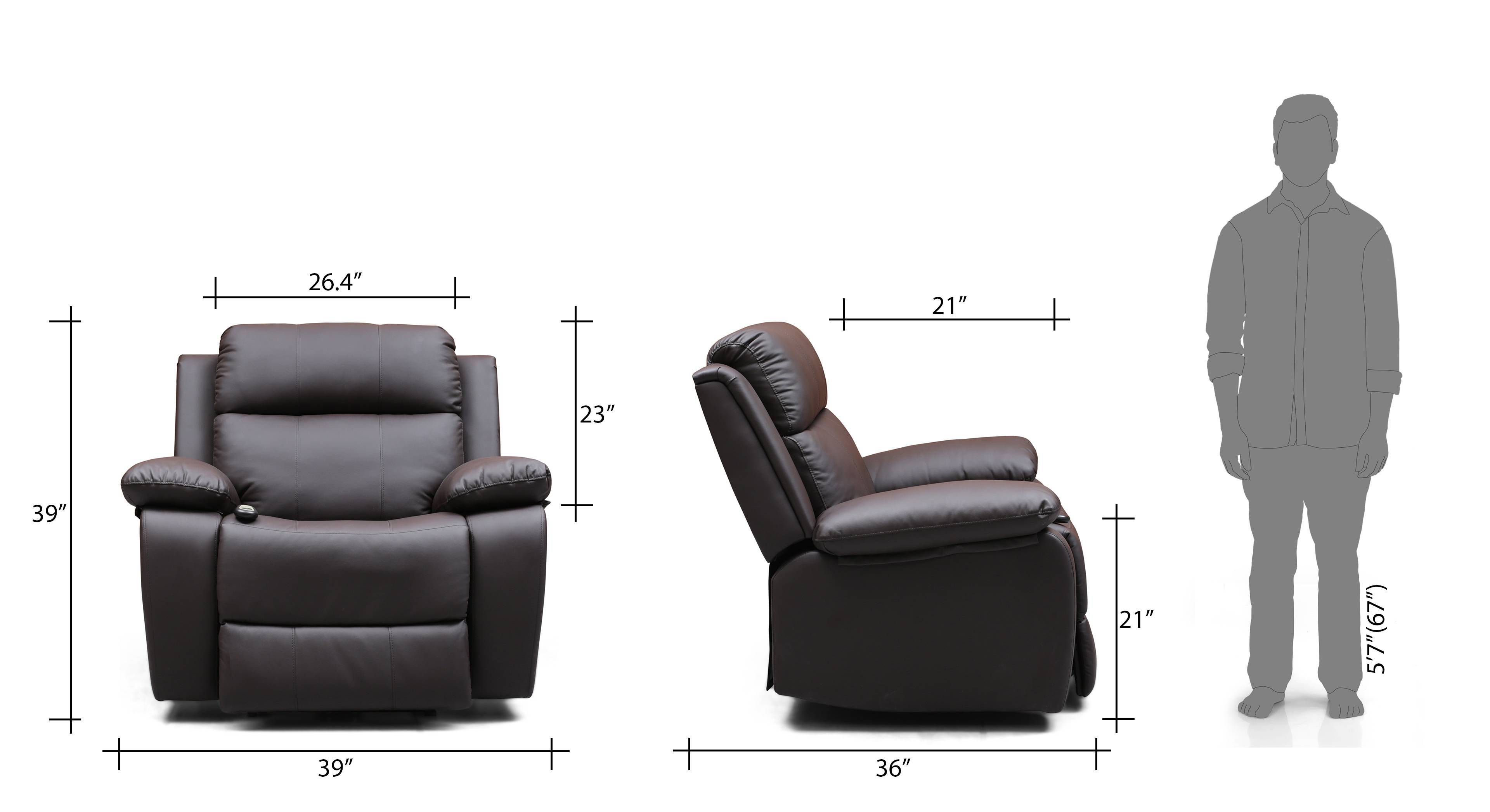 Robert motorised recliner 08