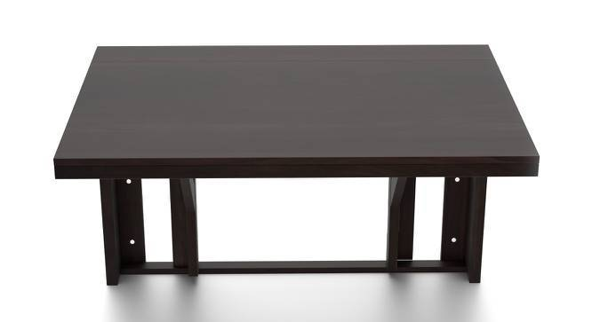Blaine Wall Mounted Dining Table (Mahogany Finish) by Urban Ladder