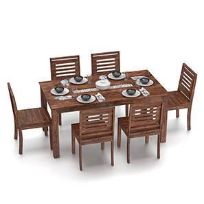 Brighton capra 6 seater dining table set tk 00 lp