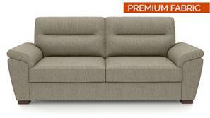 Adelaide Sofa (Mist) (Mist, Fabric Sofa Material, Regular Sofa Size, Regular Sofa Type)