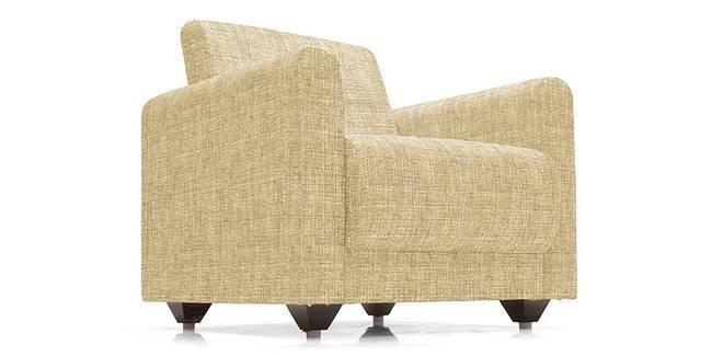 Lloyd Sofa (Sandstorm) (Sandstorm, Fabric Sofa Material, Compact Sofa Size, Regular Sofa Type)