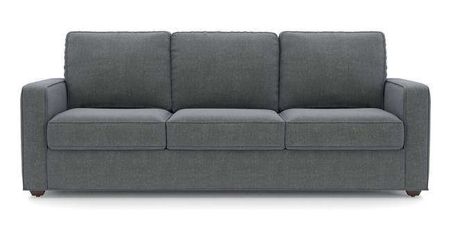 Apollo Sofa Set (Smoke, Fabric Sofa Material, Compact Sofa Size, Soft Cushion Type, Regular Sofa Type, Master Sofa Component)