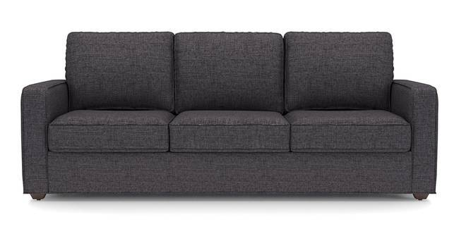 Apollo Sofa Set (Steel, Fabric Sofa Material, Compact Sofa Size, Soft Cushion Type, Regular Sofa Type, Master Sofa Component)