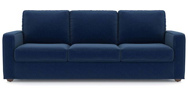 Apollo Sofa Set (Cobalt, Fabric Sofa Material, Regular Sofa Size, Soft Cushion Type, Regular Sofa Type, Master Sofa Component)