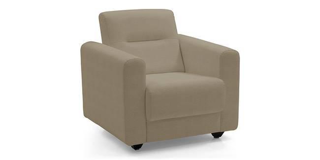 Lloyd Leatherette Sofa (Cappuccino) (Cappuccino, Leatherette Sofa Material, Compact Sofa Size, Regular Sofa Type)
