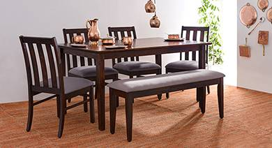 Elegant Wooden Dining Tables