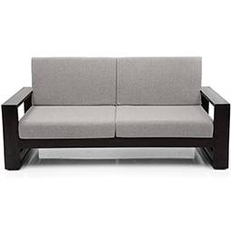 Parsons wooden sofa