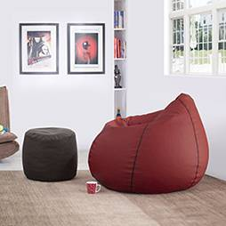 Baggo Leatherette Beanbag Lounge Set 00 Lp Part 34