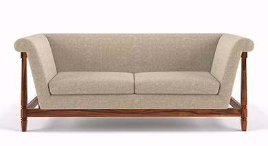 Furniture Design Wooden Sofa wooden sofa set designs: buy wooden sofa sets online - urban ladder