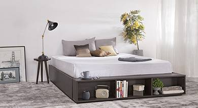Bed Designs Buy King Queen Size Beds Online Urban Ladder