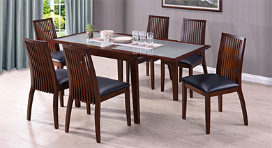 Dining Table Set Designs Find Glass Wooden Dining Tables Online - Looking for dining table and chairs