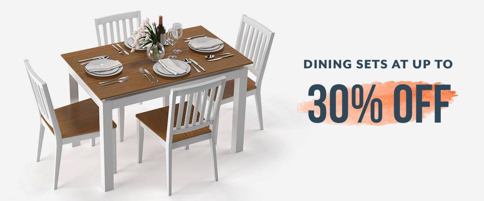 6   dining sets   2x