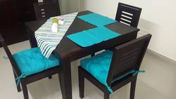 Awesome Dining Experience With The Arabia Square Capra 4 Seater Dining Table ...So